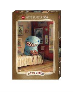 Heye Puzzle <br/>Zozoville: Mi ...