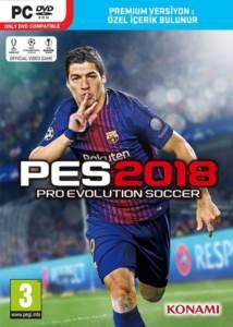 Pes 2018 Premium <br/>Edition