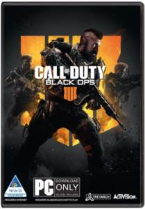 Call Of Duty Black Ops<br/>4