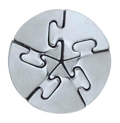 Eureka  Cast Puzzle Spiral 5 Parça