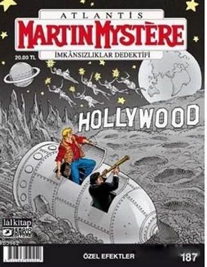 Özel Efektler - Martin Mystere İmkansızlıklar Dedektifi Sayı 187