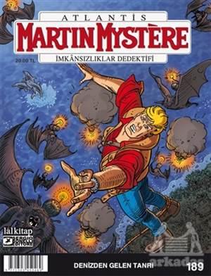 Martin Mystere Say ...