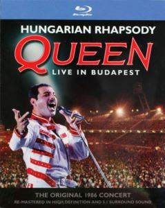Hungarian Rhapsody Queen  ...