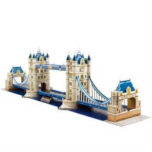 Londra Kule Köprüsü 3D (Tower Bridge)