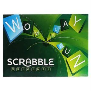 Mattel Scrabble Orjinal İngilizce