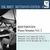 Beethoven Editon. 4 / Beethoven Piona Sonatas Vol.2