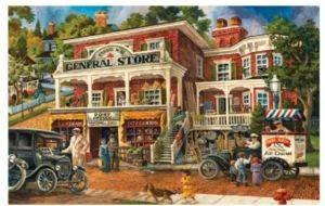 Fannie Mae's <br/>General Store