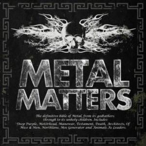 Metal Matters 2014 ...