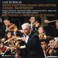 Barenboim & Vedo / Beethoven: Symhony No.9 'Live In Berlin'