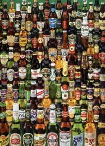 Educa Beers <br/>Puzzle 1000 Parça