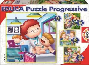 Educa Progressive<br/>Professions P ...