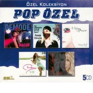 Pop Özel (CD)