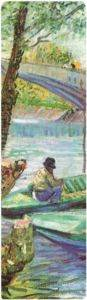 219-Vincent Van <br/>Gogh-Fishing  ...