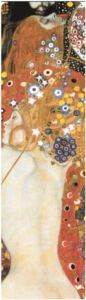243-Gustave <br/>Klimt-Su Yıla ...