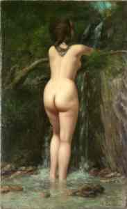 AC-1161 Gustave <br/>Courbet 45X75 YSŞ