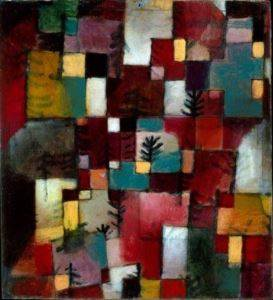 AC-1315 Paul Klee<br/>50X57 YSŞ