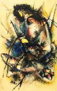 AC-1507 Wassily <br/>Kandinsky 45X ...