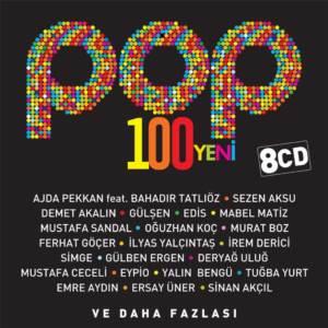 Pop 100 Yeni (8 CD)