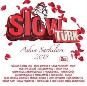 Slow Türk Aşkın Şarkıları2019 (2 CD)