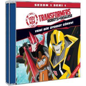 Transformers Robots In Desguise Sezon 1 Seri 2