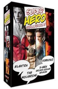 Süperhero Collection 4lü Box Set