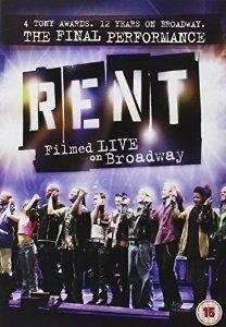 Rent - Filmed Live ...