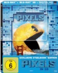 Pixels 3D+2D Stell ...