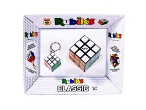 Rubik's Classic ( New 3X3 + 3X3 Anahtarlık)