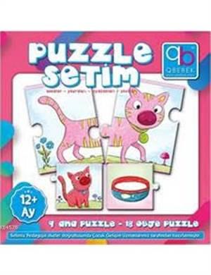 Puzzle Setim; 12+  ...