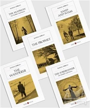 Halil Cibran İngilizce Seti (5 Kitap Takım)