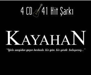 Kayahan Box Set (4 CD - 41 Hit Şarkı)