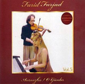 Farid Farjad Vol.5