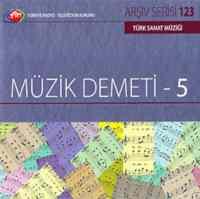TRT ARşiv Serisi 123 Müzik Demeti 5
