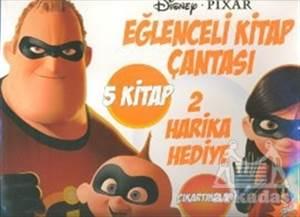 Disnep - Pixar Eğlenceli Kitap Çantası