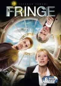 Fringe (DVD Box Set 3. Sezonun Tamamı)