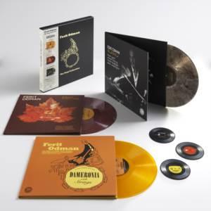 Ferit Odman The Vinyl Collection (3 Albüm)