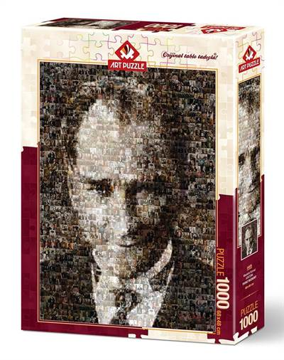Art Puzzle Mustafa Kemal Atatürk