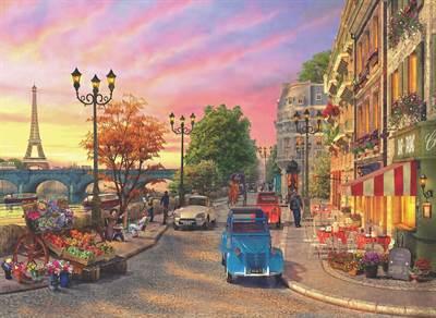 Pariste Akşamüstü