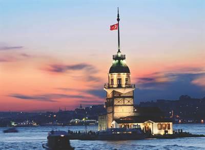 Anatolian Kız Kulesi Puzzle 1000 Parça