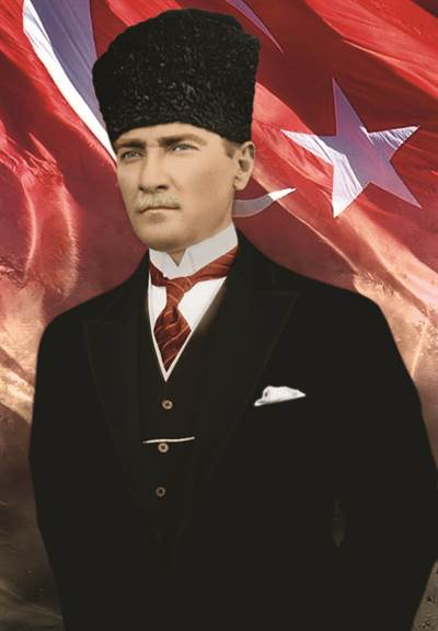 Mustafa Kemal Atat ...