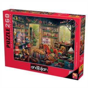 Oyuncakçı Barakası / Toy Makers Shed