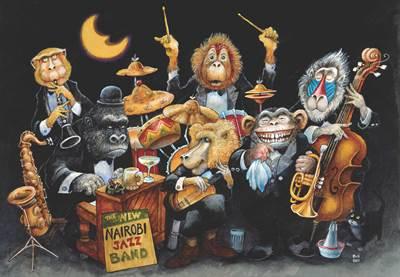 The New Nairobi Jazz Band