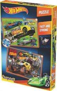 Hot Wheels Fast &<br/>Strong