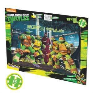 Ninja Turtles <br/>Mutants Rule  ...