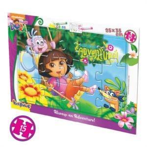 Dora Always an <br/>Adventure!