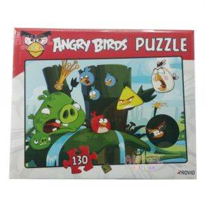 Angry Birds 130 <br/>Parça Puzzle