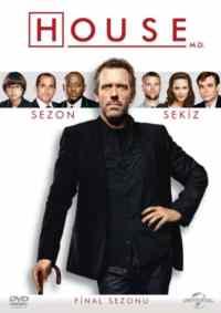 House Sezon 8 (DVD)