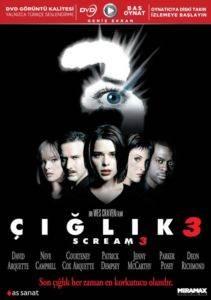 Scream 3 - Çığlık 3 (BOD)