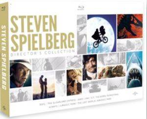 Steven Spielberg Director' s Collection Set
