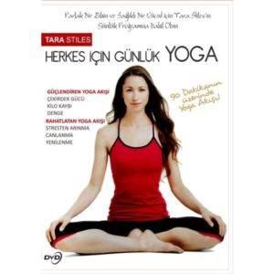 Herkes İçin Günlük Yoga